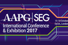 AAPG/SEG ICE – London 2017