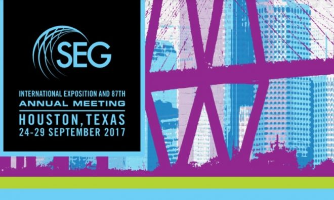 SEG – Houston 2017 – Abstracts Accepted