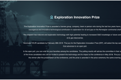 Seismic Apparition and Equinor nominated for 2019 NCS Exploration Innovation Prize