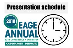 Seismic Apparition at EAGE Annual Meeting in Copenhagen