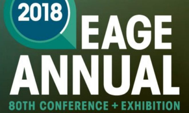 EAGE – Copenhagen 2018 – Abstracts Accepted